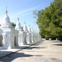 Kuthodaw pagoda in Mandalay - Thumbnail