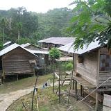 Sarawak Iban Longhouse