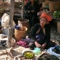 market day at Inle lake - thumbnail